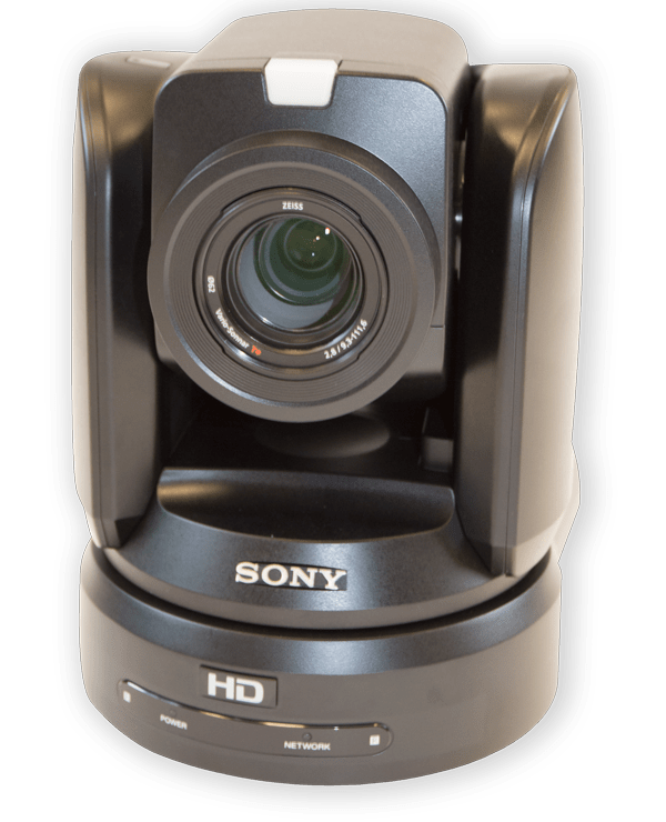 Sony multicam HD camera