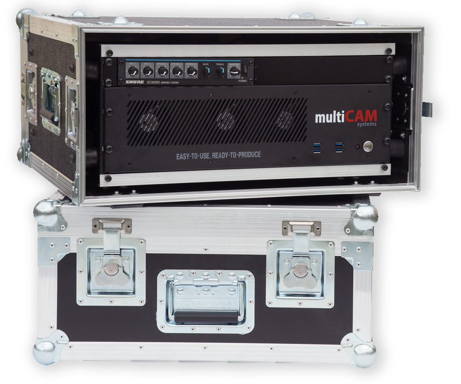Shure multiCAM system