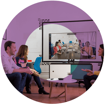 Google Hangouts Interactive Room