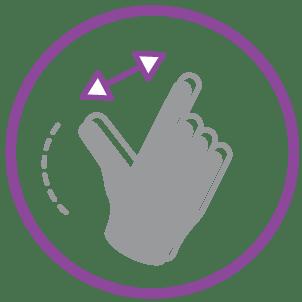 Touchscreen Control icon