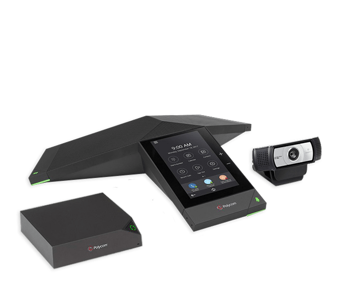 Polycom trio kit