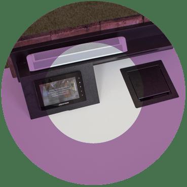 AV system control table control