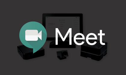 Technology Google Meet logo