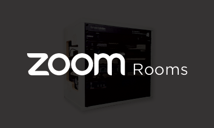 Technology Zoom rooms logo