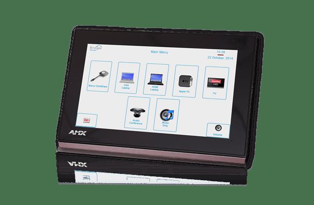 Audio Visual Control system