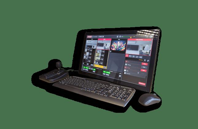 Multicam Recording & Streaming