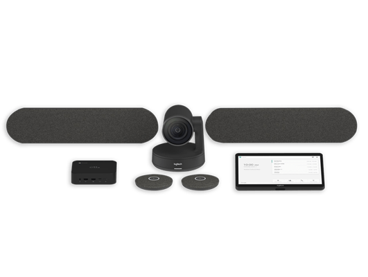 Hangouts Meet Hardware logitech kit
