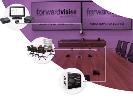 Audio Vision Solutions banner