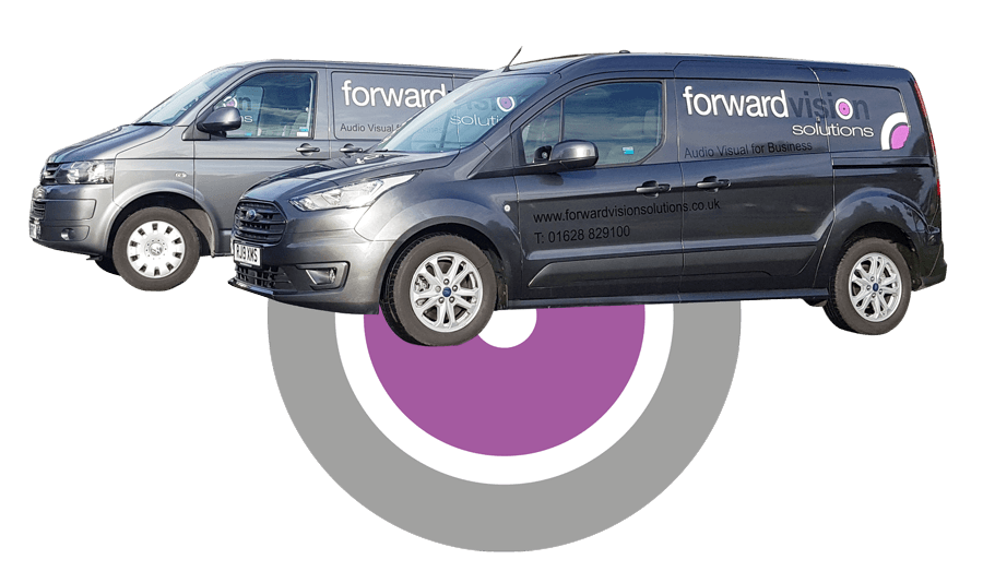 Forward Vision Vans